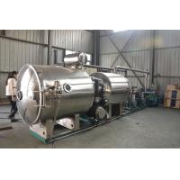 China Vacuum Freeze Drying Machine Pharmaceutical Dryers At Low Temperature on sale