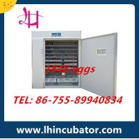 CE Marked High Efficient Automatic Chicken Egg Incubator Manufactures