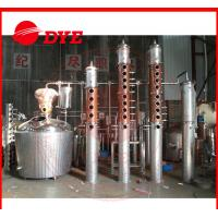 1 - 3 Layers Whisky Distillation Kit , Fractional Distillation Apparatus Manufactures