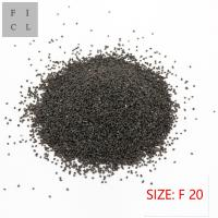 Grits Shape Brown Fused Alumina P20 Aluminum Oxide Powder High Hardness Manufactures