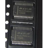 MAX1758EAI - Maxim Integrated Products - Stand-Alone, Switch-Mode Li Battery Charger with Internal 28V Switch Manufactures