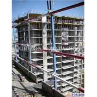 Safety Concrete Formwork Systems Guardrail Post 1.7m Galvanized Finishing Manufactures