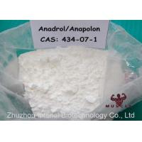 Cutting Cycle Oral Anabolic Steroids Anadrol Oxymetholone For Muscle GrowthCAS 434-07-1 Manufactures