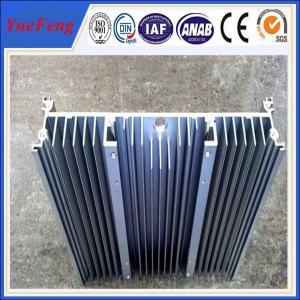 Wow!!10w high power led heatsink,round/rectangular extruded aluminium heatsink price Manufactures