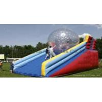 Zorbing Ramp,Inflatable Ramp Slide,Inflatable Zorb Ramp
