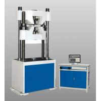 Microcomputer Control Hydraulic Universal Tensile, Compression, Bending Testing Machine Manufactures
