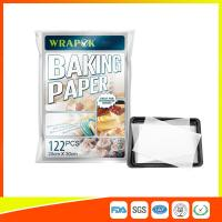 "Wrapok Baking Parchment Paper Sheets 7.9"" X 12"" , Pre Cut Parchment Paper For Baking Manufactures"