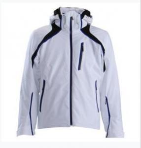 China Last design fashionable hoody snow jacket on sale