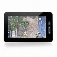7.0-inch Tablet PC with 4GB HDD Capacity and 512MB Memory, Supports Android, Wi-Fi, HDMI and TF Card Manufactures
