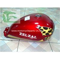 China Suzuki Motorcycle Parts GN125 Butterfly Leopard FUEL TANK GN125 FUEL TANK Red Blue White Black on sale