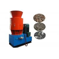 Home Sawdust Wood Pellet Mill For Straw , Cotton Stalk , Rice Husk Manufactures