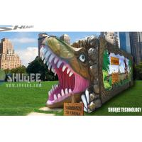 Dinosaur box 5 D Movie Theater with 5.1 audio system / 7.1 audio system Sound system Manufactures