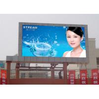 Quality Outdoor Advertising Led Display Screen P10 for sale