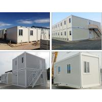 Durable Big Shipping Container Homes , Factory Already Made Modern Container House Manufactures