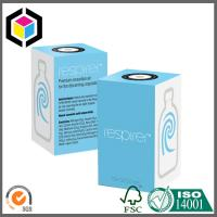 High Quality Color Printing Paper Carton Box; Perfume Carton Packaging Box Manufactures