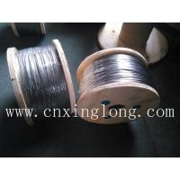 sell xinglong coated wire rope 1x7 1x19 7x7 7x19 -stainless steel/galvanized Manufactures