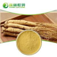 China Organic Ginseng Root Extract Powder Panax Ginseng Ginsenoside Factory Price on sale