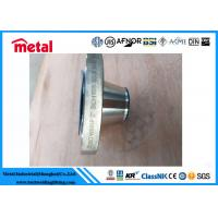 Nickel Alloy Steel Flanges Welding Neck Flange Alloy 20 RF For Connection Manufactures