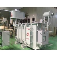 High Voltage Power Distribution Transformers , 35KV 3MVA 3 Winding Transformer Manufactures