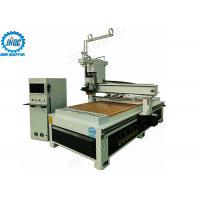 China Linear ATC CNC Router Machine No Deformation With Auto Tool Changer 1325 on sale