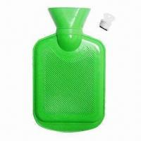 500cc Rubber Hot Water Bottle Bags Manufactures