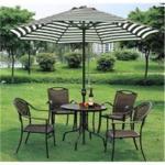 2.7m Aluminum umbrella Manufactures