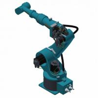 High Accuracy Automatic Robotic Arm Economical Precision Robotic Arm With Controller Manufactures