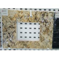 High Polish Prefab Granite Vanity Tops Anti - Scratch With 2 Cm Thickness Manufactures