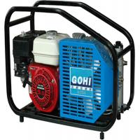 Portable Mini High Pressure Air Compressor for Diving, Fire Fighting Manufactures