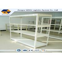 Quality Durable Steel Rivet Boltless Shelving Anti Rusty For Garage / Storage Room for sale