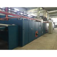 Untwisting Textile Stenter Machine Full Set Automatic For Woven Fabric Manufactures
