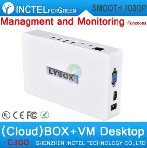 Office desktop cloud solution LY BOX cloud terminal with LYVM virtual desktop Manufactures