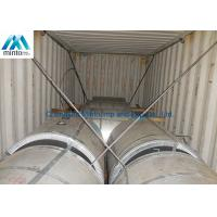 DIN ASTM GB AISI Aluminium Zinc Coated Steel GI Coil ISO SGS Certificate