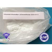 China 50-41-9 Weight Loss Steroids For Muscle Gain Clomid Clomifene Citrate on sale
