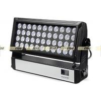 44x3W Rgb Led Wall Washer Lights Solid Housing , Flicker Free Operation Manufactures