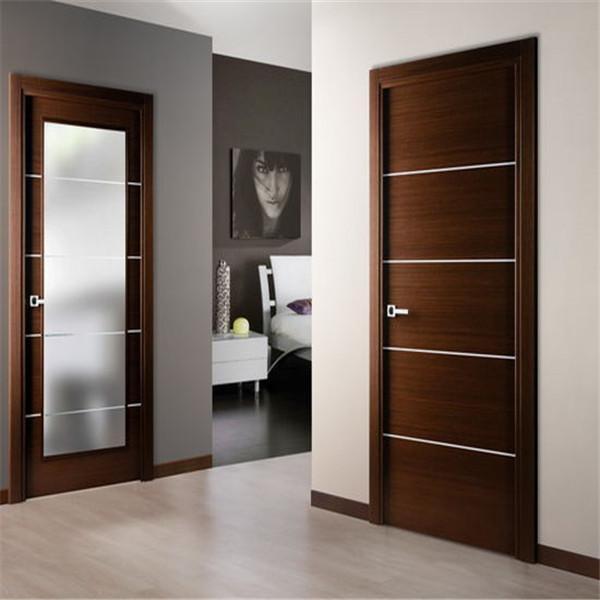 Quality Front Entrance Wood Composite Door Different Color Plastic Composite Frame for sale