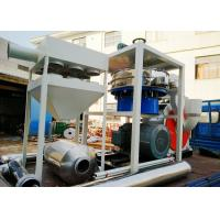 Small Size Pulverizer Machine For Powder No Dust 3000rpm With Vibration Principle Manufactures