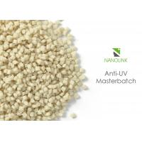 Nano Inorganic Anti UV Masterbatch With Anti Aging Performance For Building