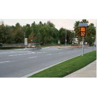 High-qualiy Led Traffic Signs Speed Limit Sign Sheap For Further Traffic Calming Manufactures