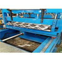 China Full Automatic Steel Metal Roofing Tile Roll Forming Machine With Pneumatic Stacker on sale