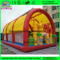 Custom Karate inflatable bouncer, Birthday Parties big bounce house, inflatable jump castle for sale Manufactures