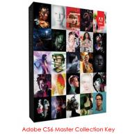 Adobe Creative Suite 6 Master Collection, for MAC and Windows, Fpp license key Adobe Product Key Sticker Manufactures