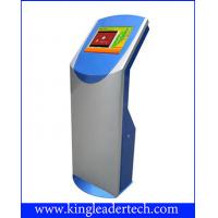 19 inch custom self service kiosk with customizable components like barcode for sale