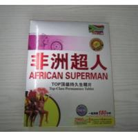 China African Superman Male Enhancement Pill Working 180 Hours Sex Enhancer on sale