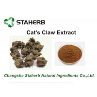Quality Herbal Extract Antibacterial Cat's Claw Extract Alkaloid 3% - 5% For Pharma for sale