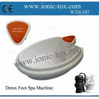 Ion cleanse foot spa with effective and easy detoxification Manufactures