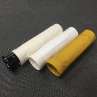 China polyester/Nomex/PPS/PTFE/P84 industrial dust filter bags for chemical industrial dust collector insert filter on sale