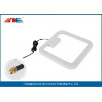 Medium Range RFID Reader Antenna Loop Shape 13.56MHz For Parcel Sorting System Manufactures