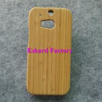 HTC M8 Cases Classic Retro Wood Phone Case Back Cover Genuine Natural Bamboo Phone Cover With Wholesale Price Manufactures