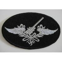 China high quality embroidery patches on sale